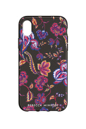 Hypnotic Floral Case For iPhone XR