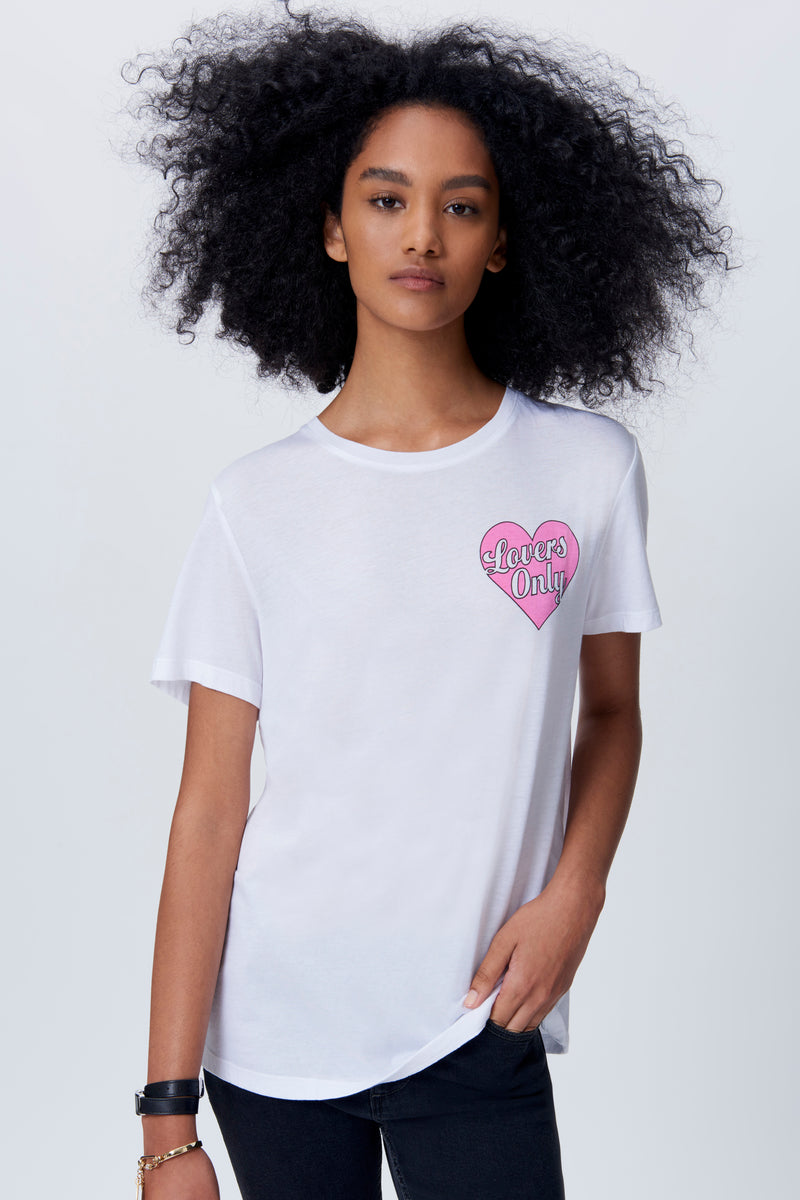 Lovers Only Delaney Tee