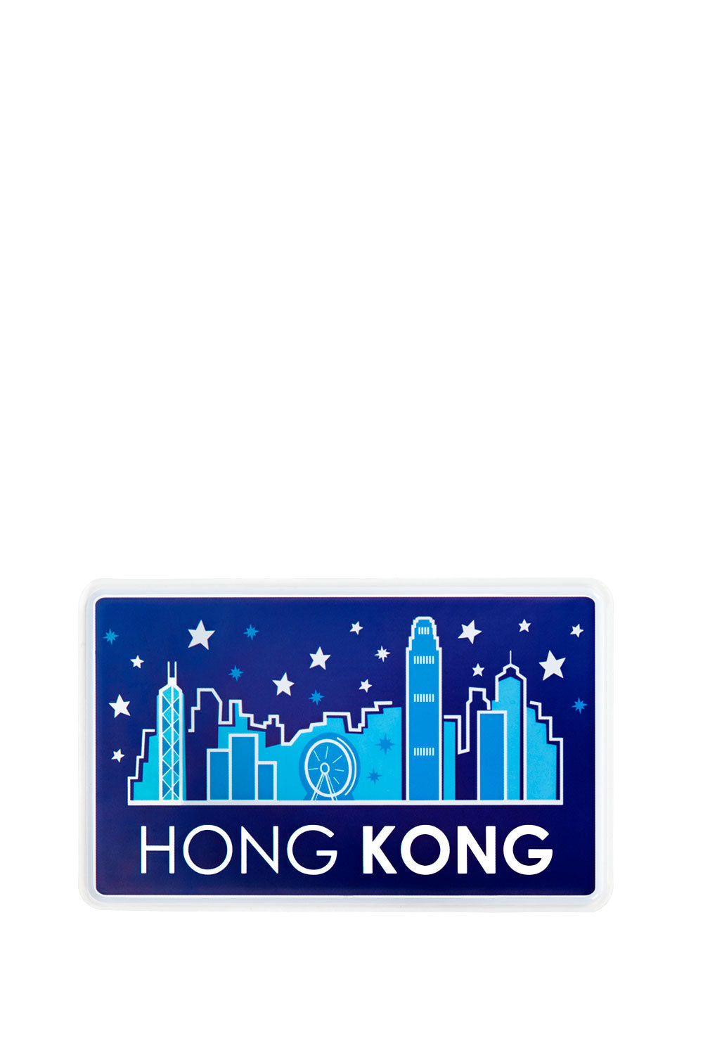 Travel Sticker Hong Kong
