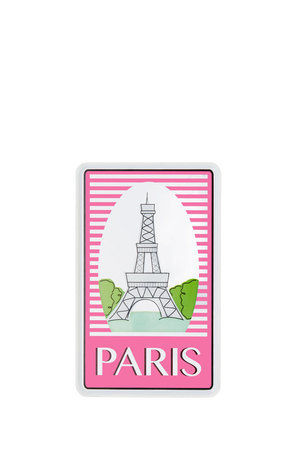 Travel Sticker Paris