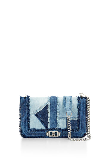 Denim Love Crossbody