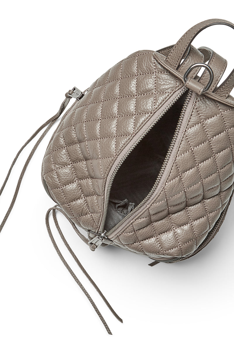 Quilted Medium Julian Backpack