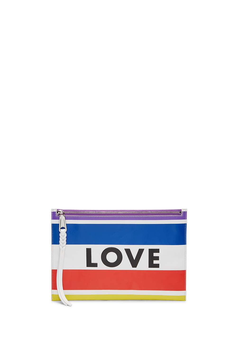 Medium Zip Pouch - Love