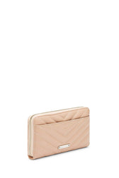 Edie Quilted Wallet - Hover Image
