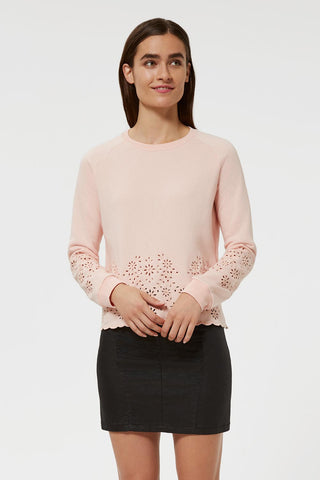 U18400113 morgan sweatshirt 143 light pink 0308 a large