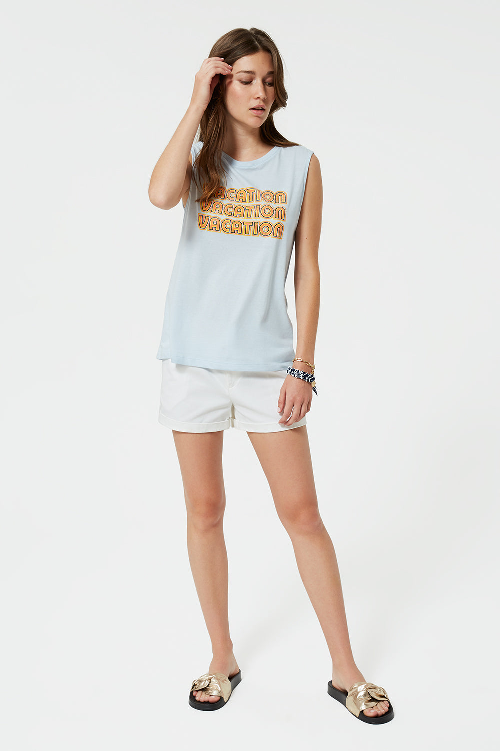 Vacation Muscle Tee
