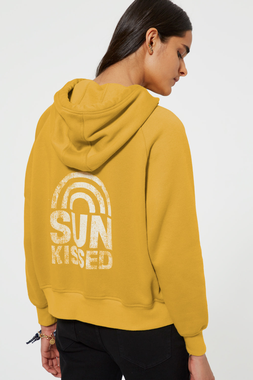 Sunkissed帽衫