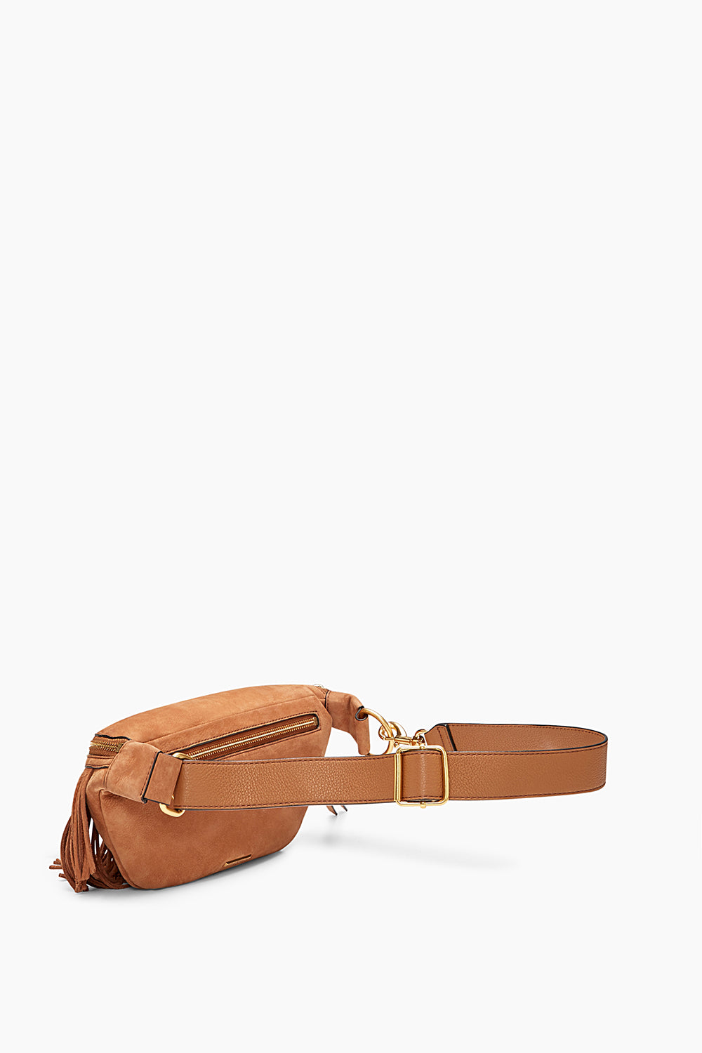 Bree Belt Bag With Fringe