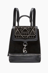 Bree Convertible Backpack With Studs