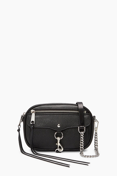 Rebecca Minkoff Clutch Bag On Sale, Black, suede, 2017, one size