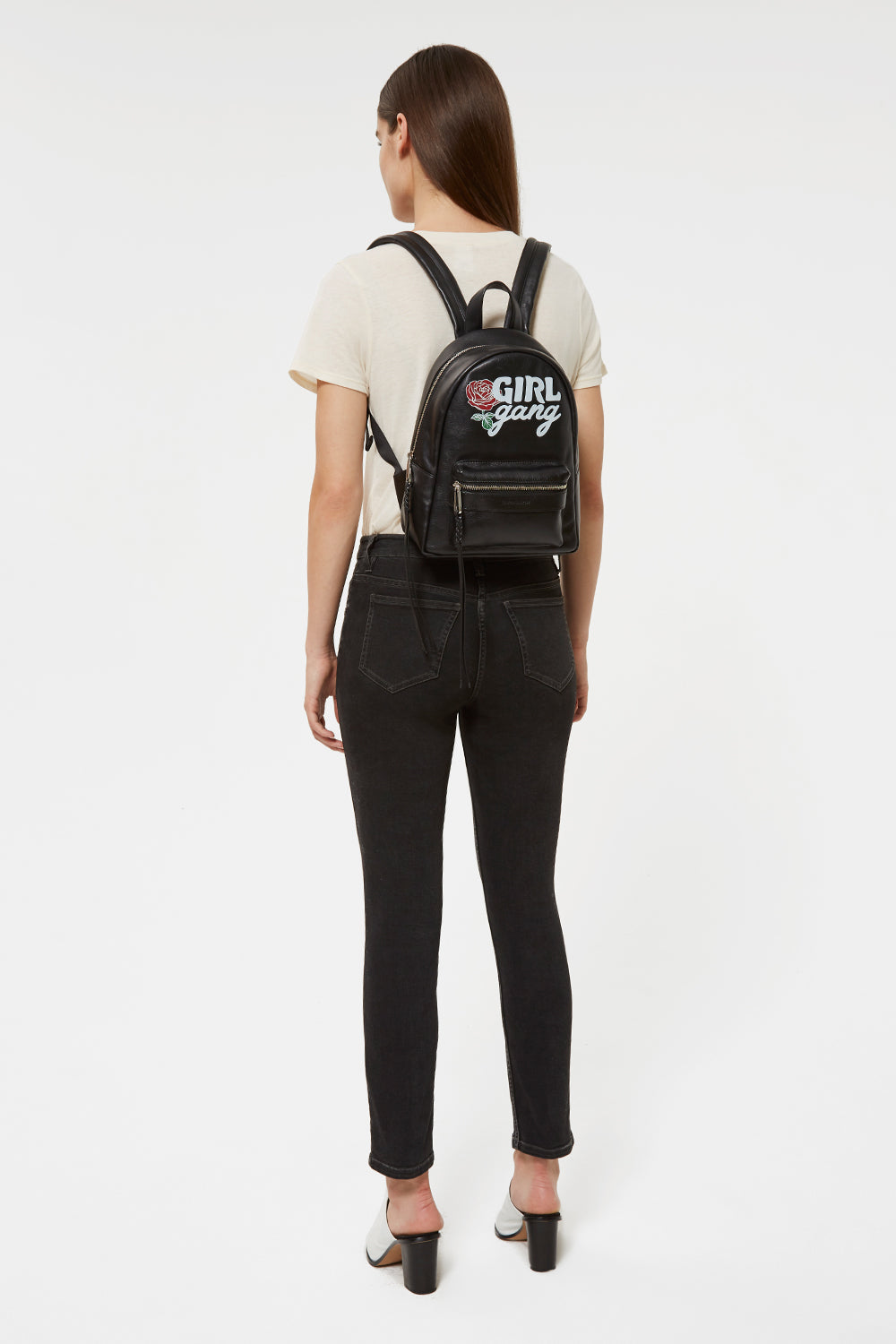 Small M.A.B. Backpack - Girl Gang
