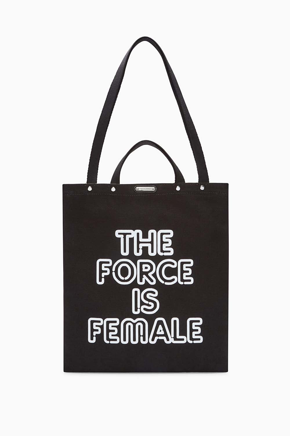 Force Is Female杂志手提包