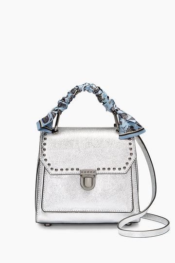 St. Tropez Small Satchel with Scarf