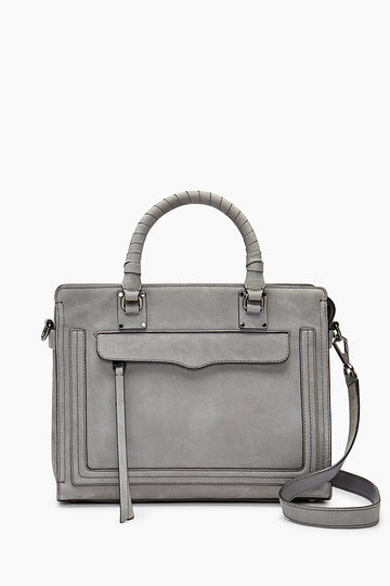 Bree Medium Top Zip Satchel