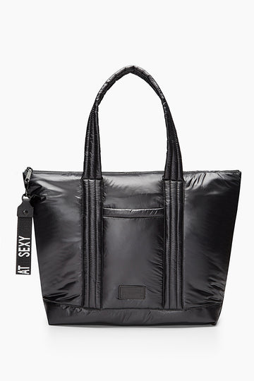 Puffy Large Tote - Make Sweat Sexy
