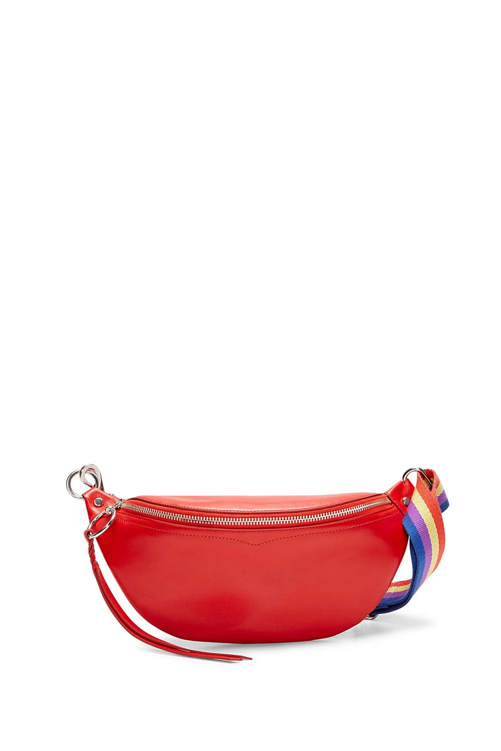Bree Belt Bag With Webbing Strap