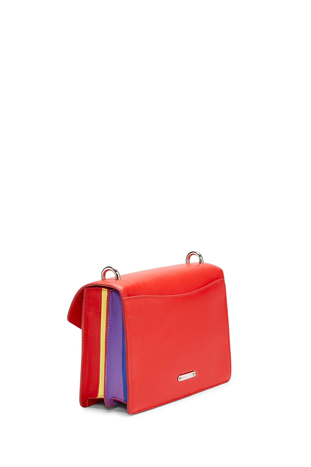 Jean Medium Shoulder Bag With Webbing Strap