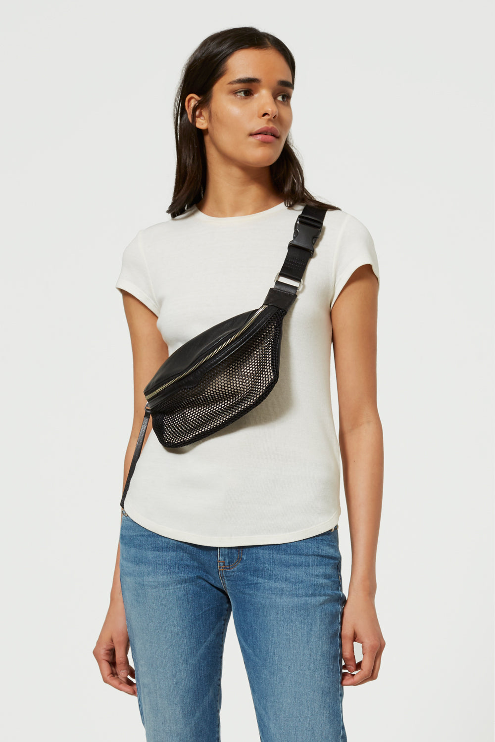 651f057902f9 Black Bree Crossbody Belt Bag | Rebecca Minkoff