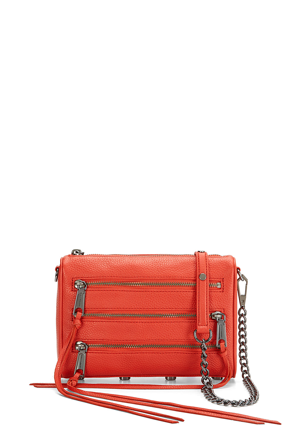 feb6941edc Mini 5 Zip Crossbody – Rebecca Minkoff