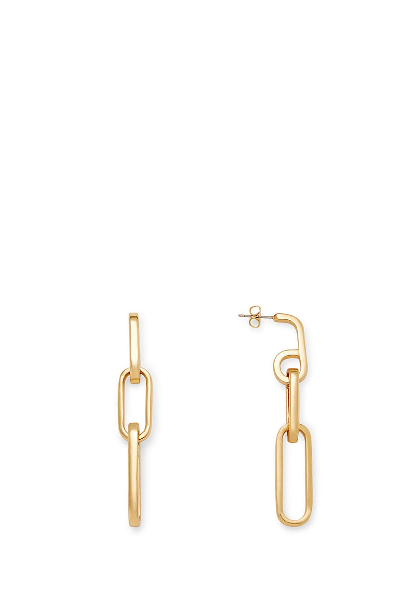 Signature Chain Link Earring