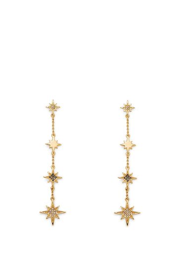 Stargazing Linear Earring