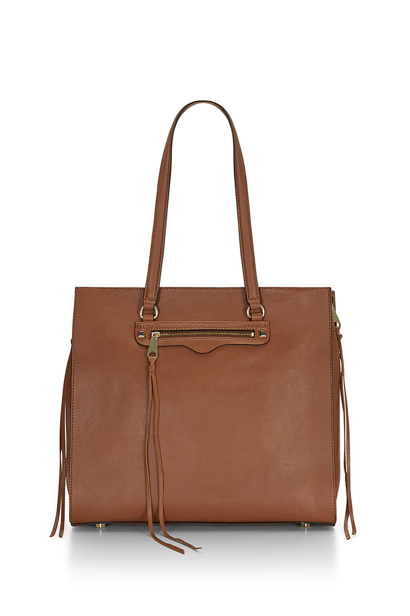 Always On Side Zip Regan Tote