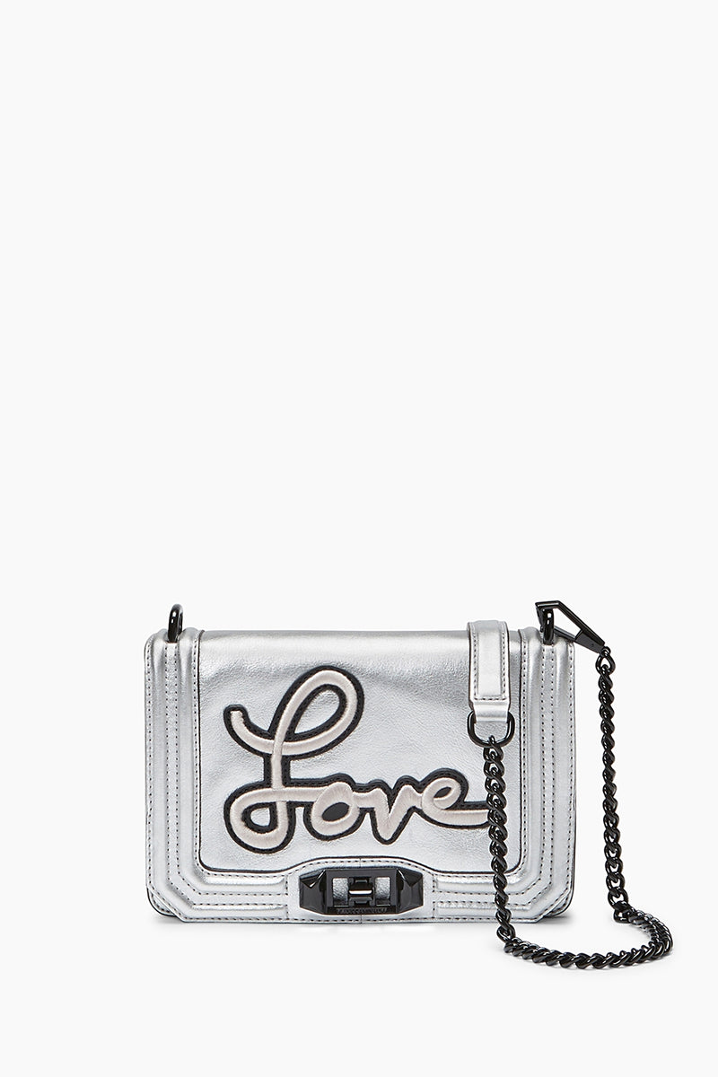 Patch Small Love Crossbody