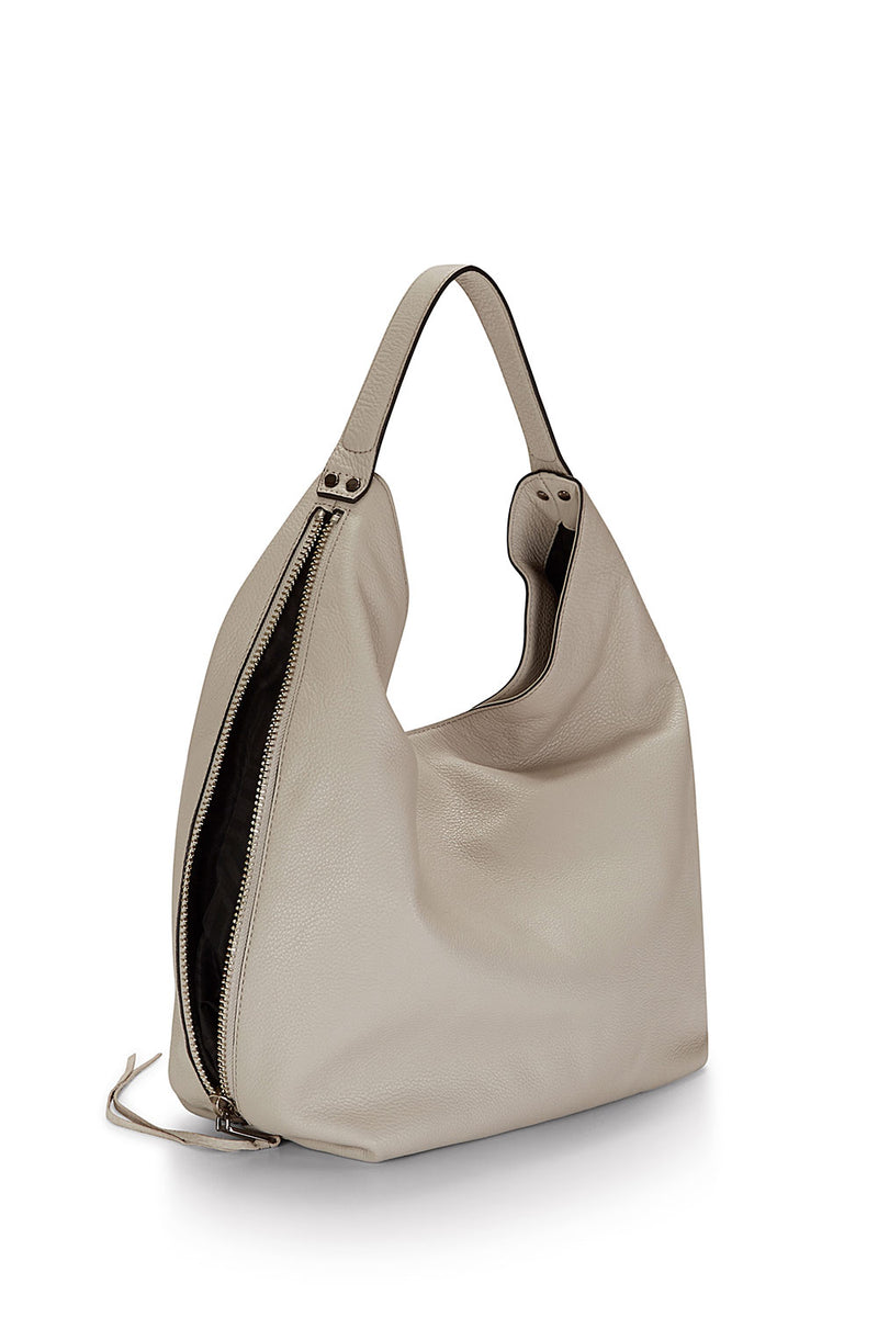 Bryn Double Zip Hobo