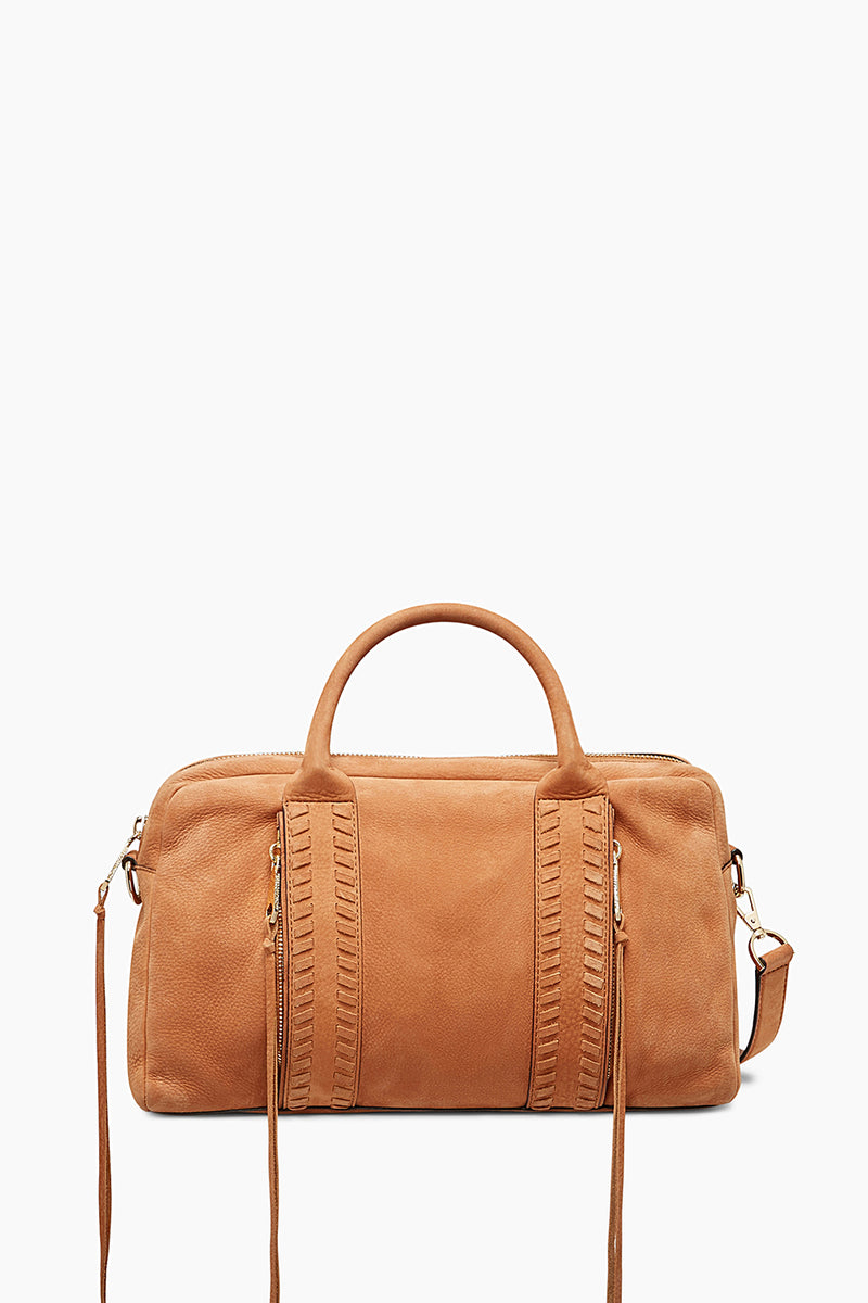 Vanity Zip Satchel