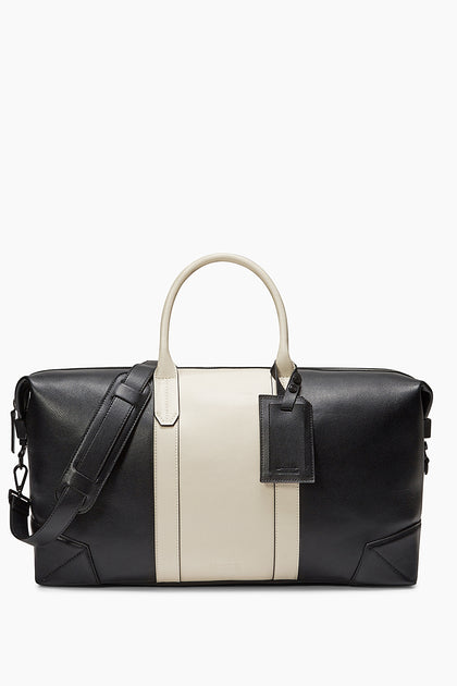 Wythe Weekender With Luggage Tag