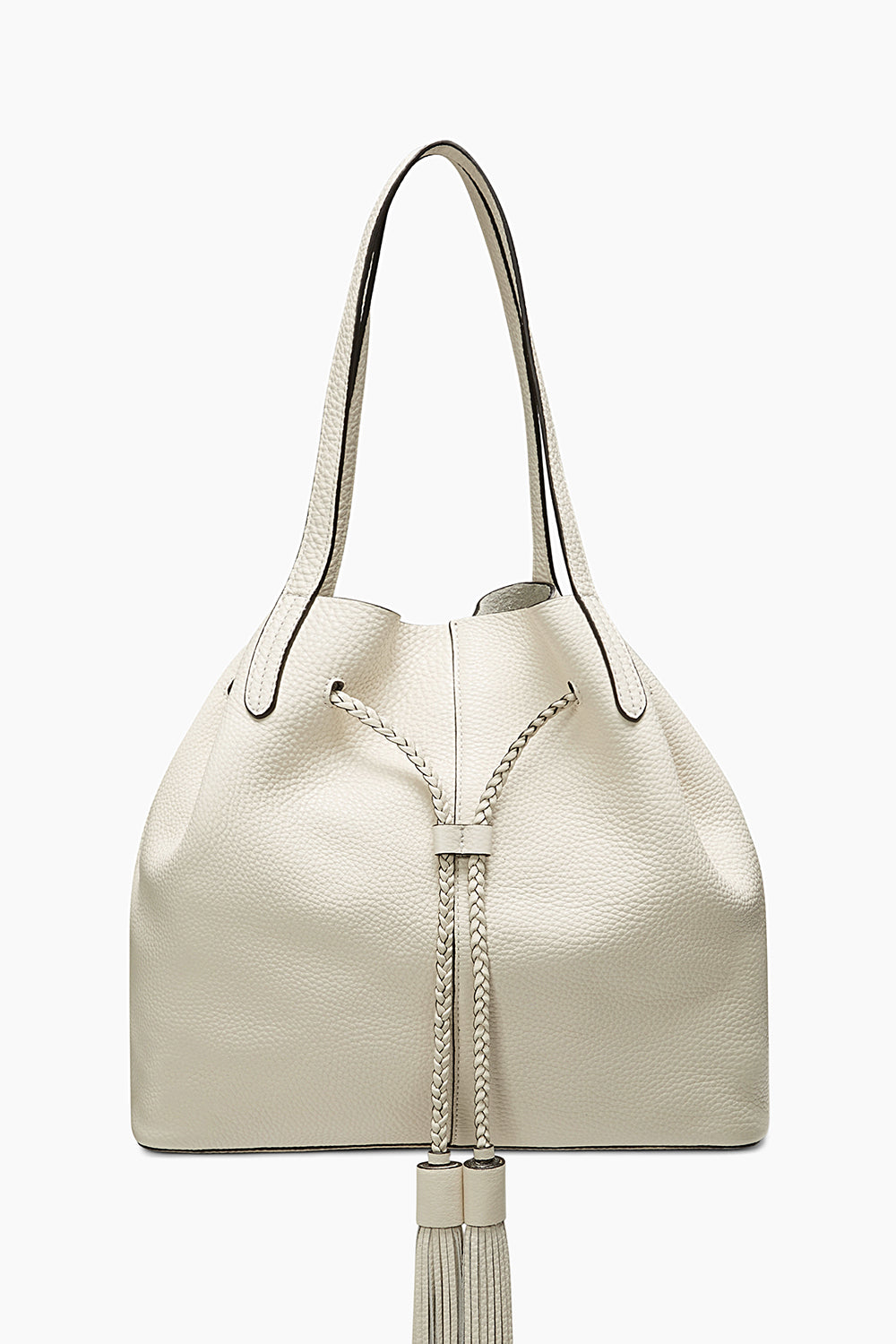 Unlined Drawstring Tote