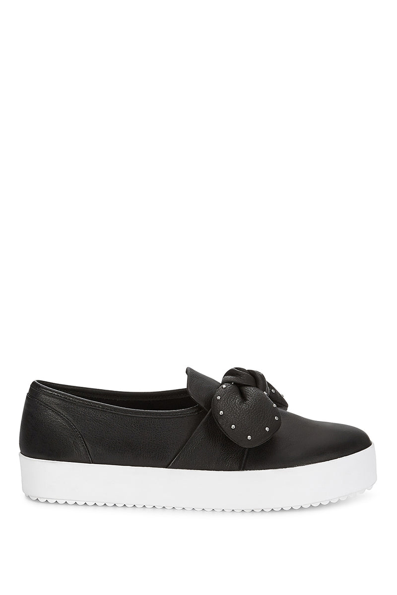 Stacey Sneaker With Studs
