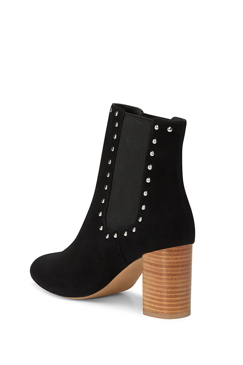 Sara Bootie With Studs