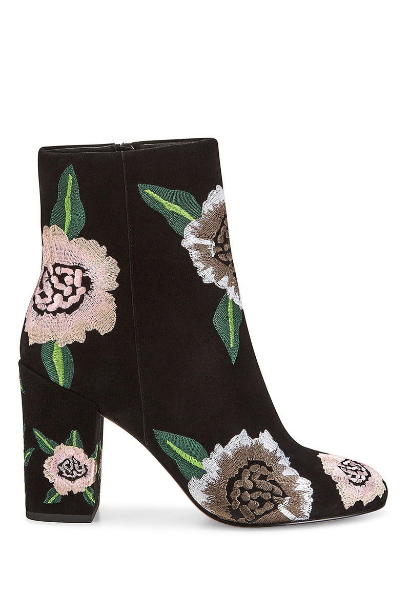 Bryce Embroidery Bootie