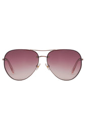 Gloria Aviator Sunglasses