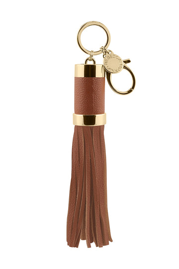 Always On Power Tassel Keychain