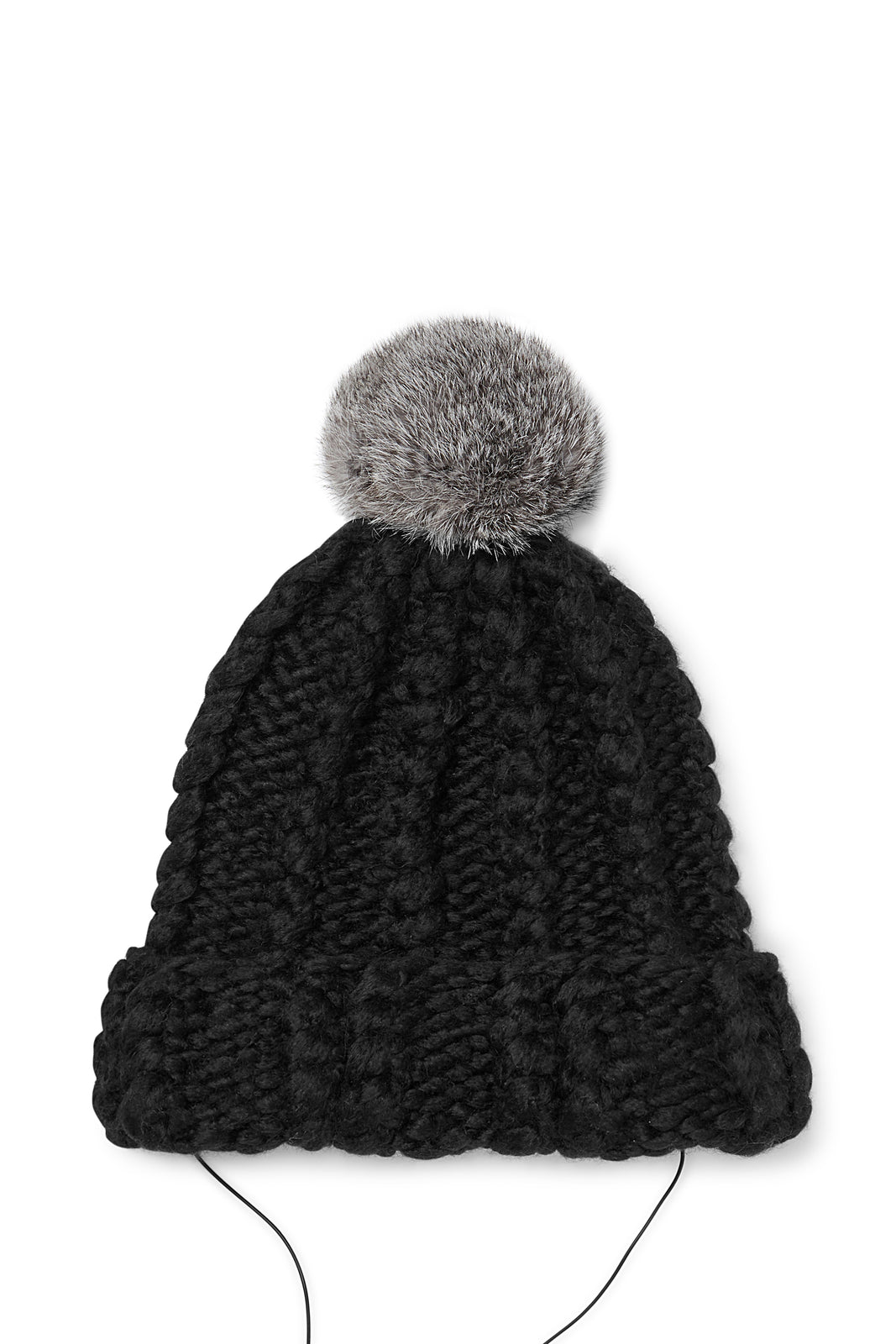 Always On Cable Knit Headphone Beanie – Rebecca Minkoff 8d3cc0224cd