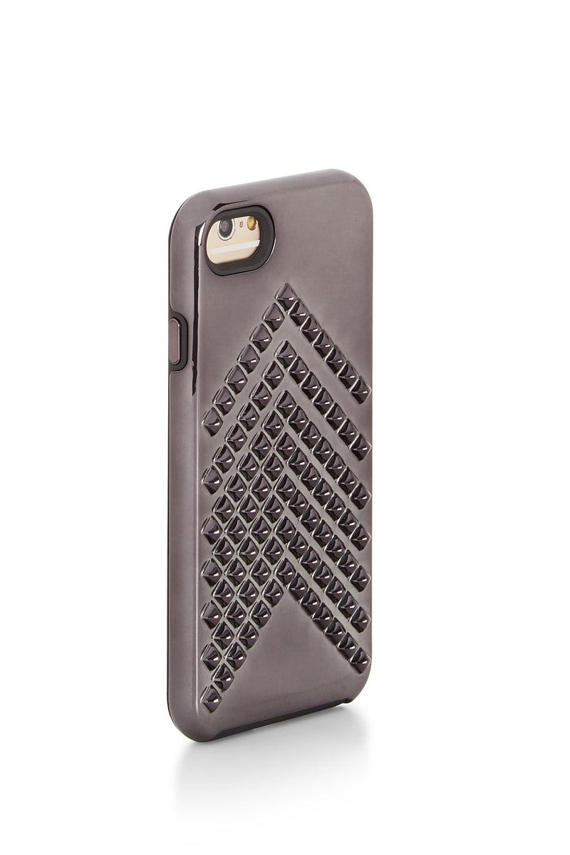 Chevron Stud Case For iPhone 8 & iPhone 7