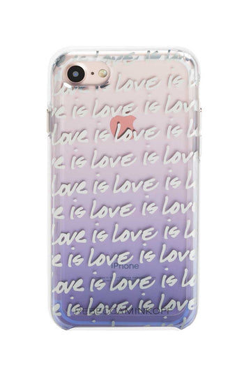 Love is Love Case For iPhone 8 & iPhone 7