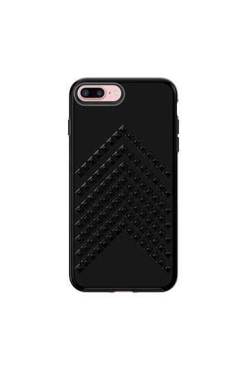 Chevron Stud Case For iPhone 8 Plus & iPhone 7 Plus
