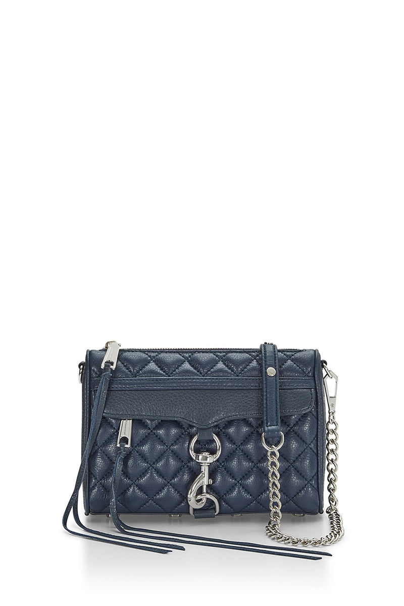 Quilted Mini M.A.C. Crossbody