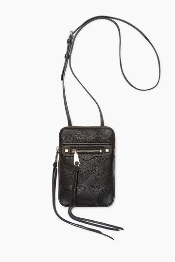 Regan Zip Phone Crossbody