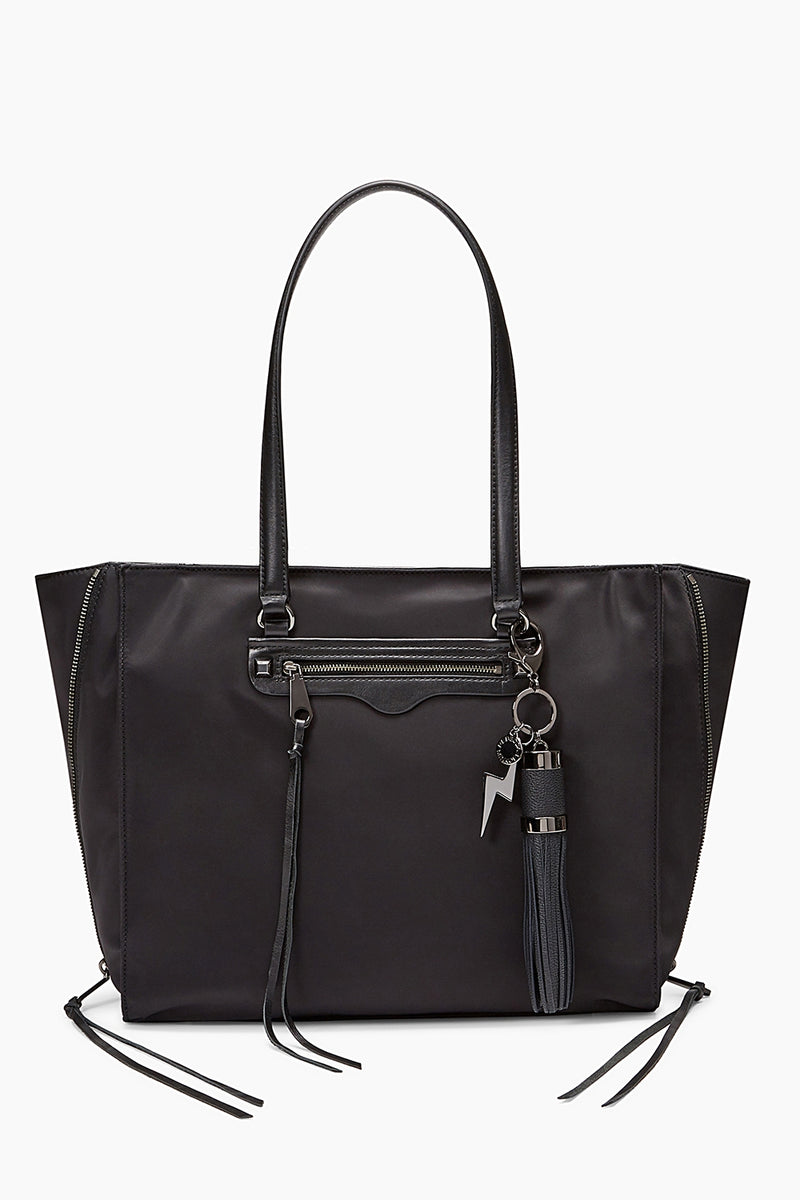 Always on Side Zip Regan Tote With Charge