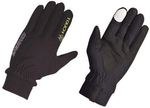 Chiba Thermofleece Touch Glove in Black
