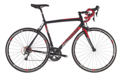 Ridley - Fenix Al - Tiagra - Black/Red/Grey (Matt)  Heswall, Wirral delivery or collection from store