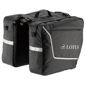 Lotus SH4-104G Commuter Double Pannier Bags Heswall, Wirral delivery/collection