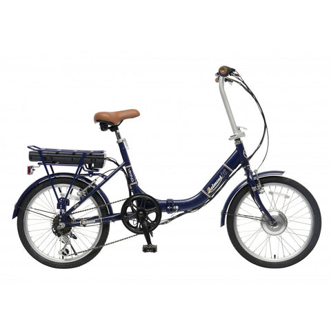 "Viking Belmont 36, 20"" 6 Speed E-Bike"