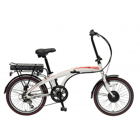 "Viking Harrier 36, 20"" 7 Speed E-Bike"