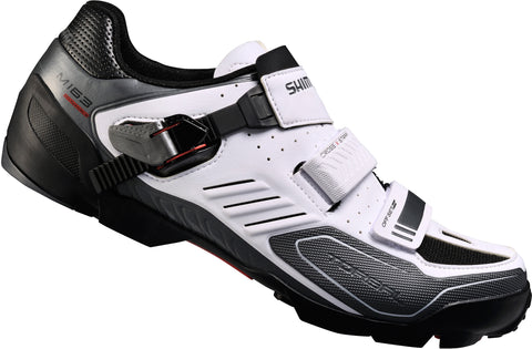 M163 SPD shoes, white, size 42