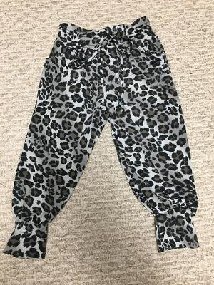 Track pocket pant mini cheetah